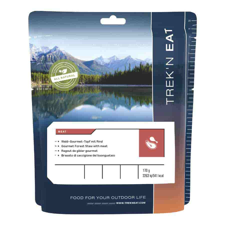 Trek'nEat-Gourmet-Forest-Stew-with-meat-Bag-first-corner-shop