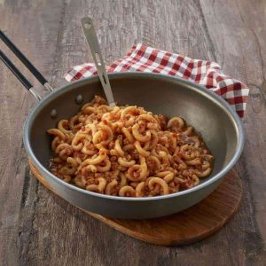 Trek'nEat-Pasta-with-vegetarian-Bolognese-first-corner-shop